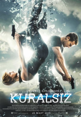 Kuralsız - The Divergent Series: Insurgent (2015)