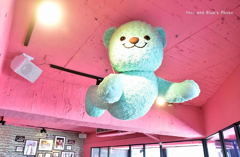 台中泰迪熊主題餐廳咖啡館01