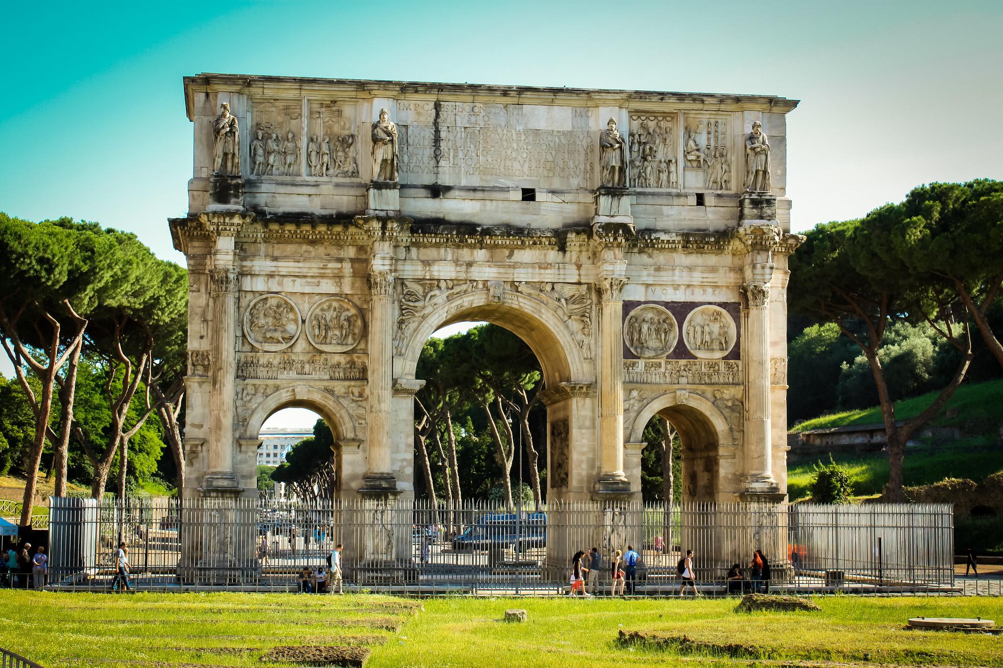 Arc de Constantin