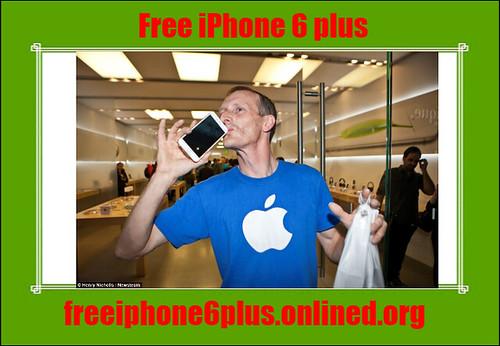 Free iPhone 6 Plus