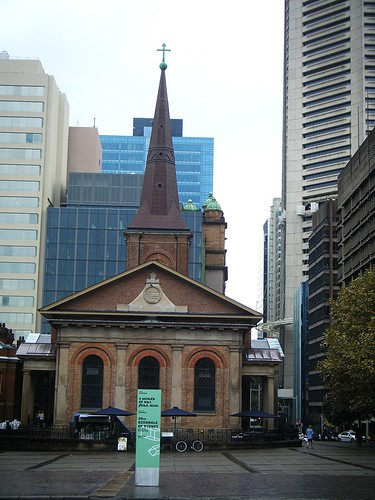 St. James Church, Sydney