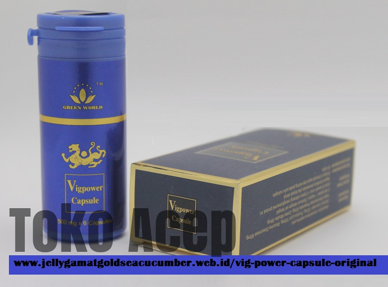 Vig Power Capsule Original