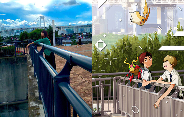 Desvendando – Odaiba Memorial Day