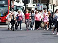 London Tourists