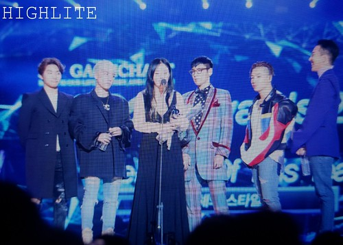 Big Bang - The 5th Gaon Char K-Pop Awards - 17feb2016 - High Lite - 12