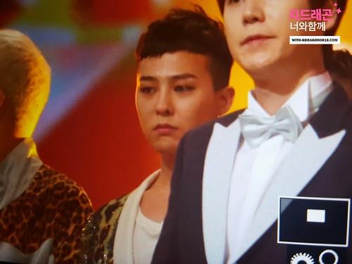 Big Bang - Golden Disk Awards - 20jan2016 - With G-Dragon - 02