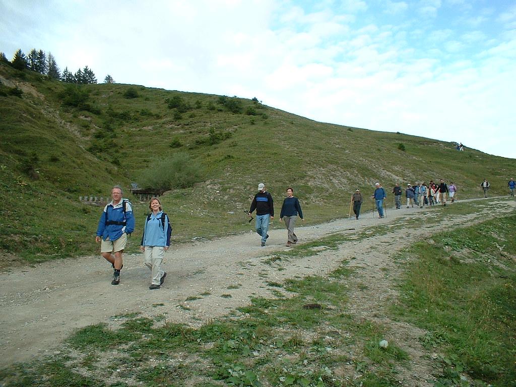 Wanderung 2004
