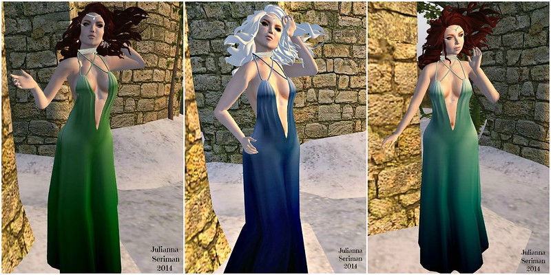 snow queen Collage