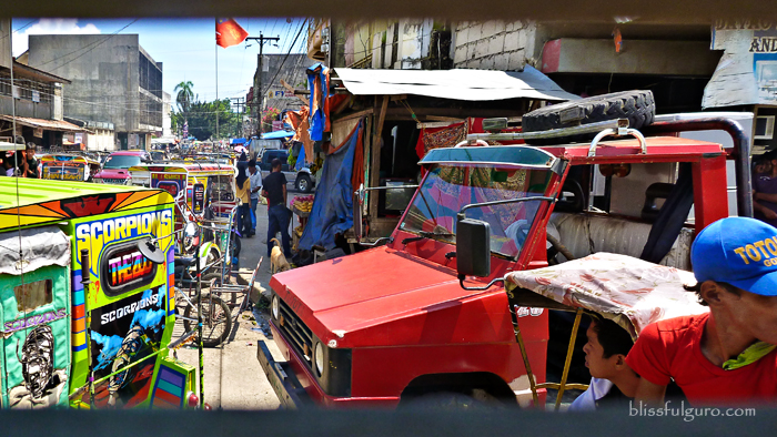 The Urban Chaos of Jolo, Sulu
