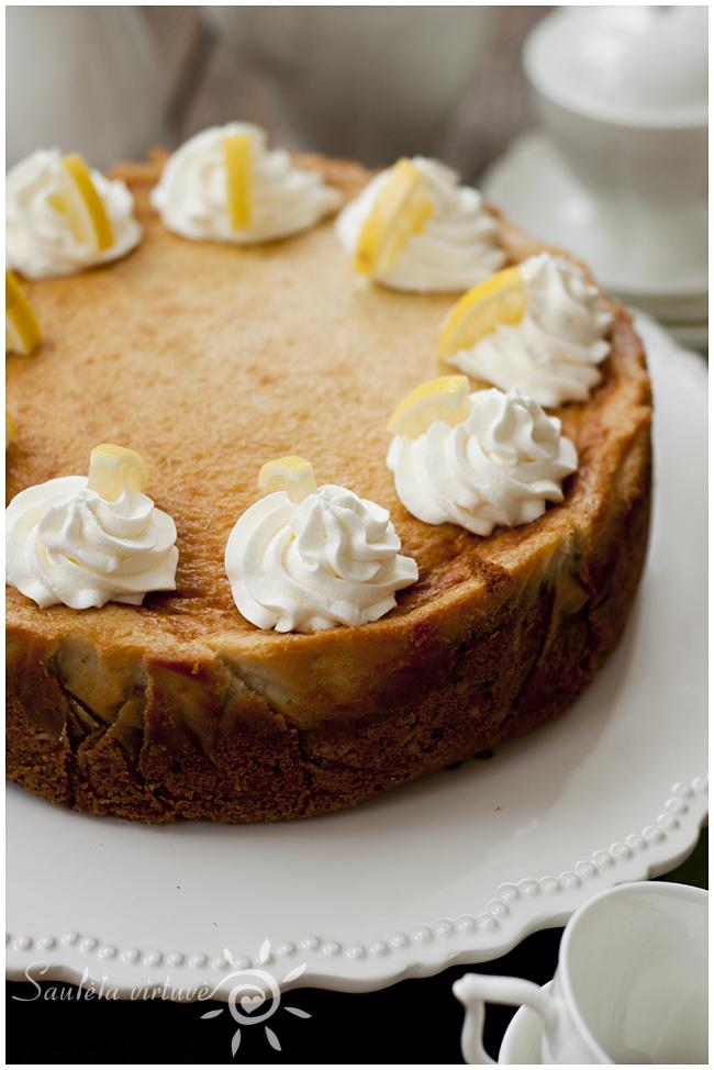 Bananinis sūrio tortas (3)