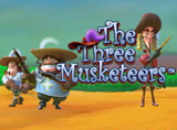 Online The Three Musketeers and the Queen's Diamond Slots Review