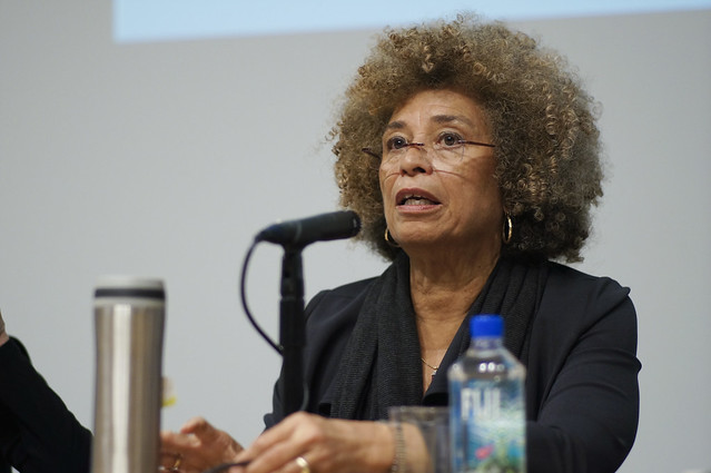 Enclosures: Quotidian Carceralities in the US and Occupied Palestine (Angela Davis)