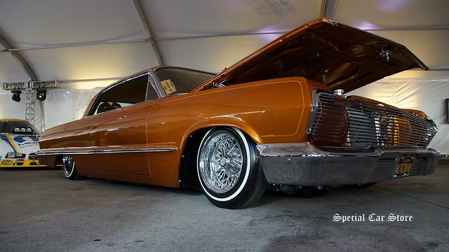 1963 Chevrolet Motown custom
