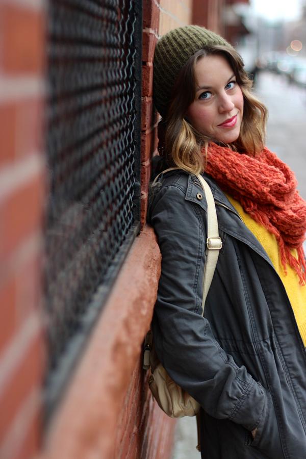 winter outfit, boston fashion blogger