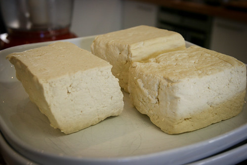 Tofu for our Christmas Roast