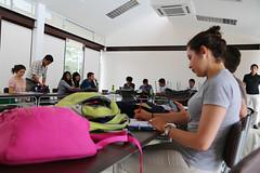 Universidad Regional Amazónica IKIAM, clase