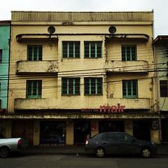 Modernismo en Castro.