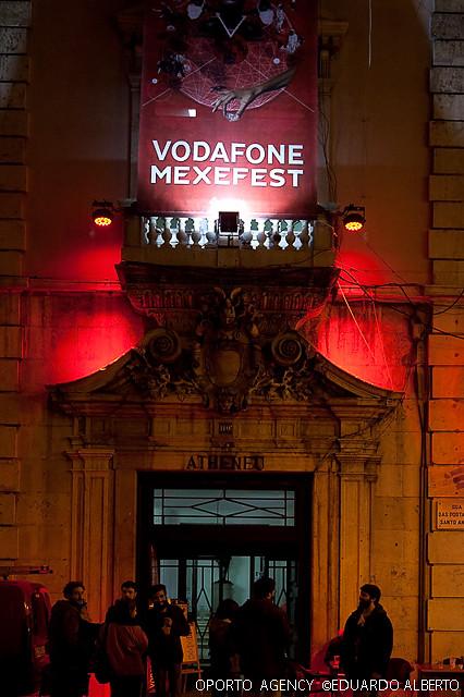 Vodafone Mexefest Lisboa '14
