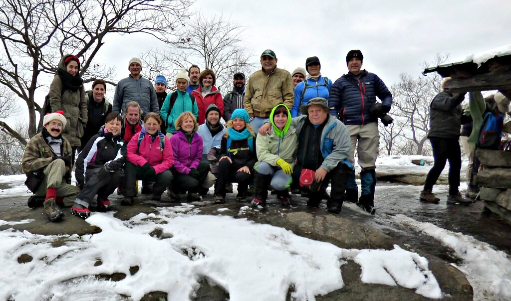 2014 Post Thanksgiving Hike Group