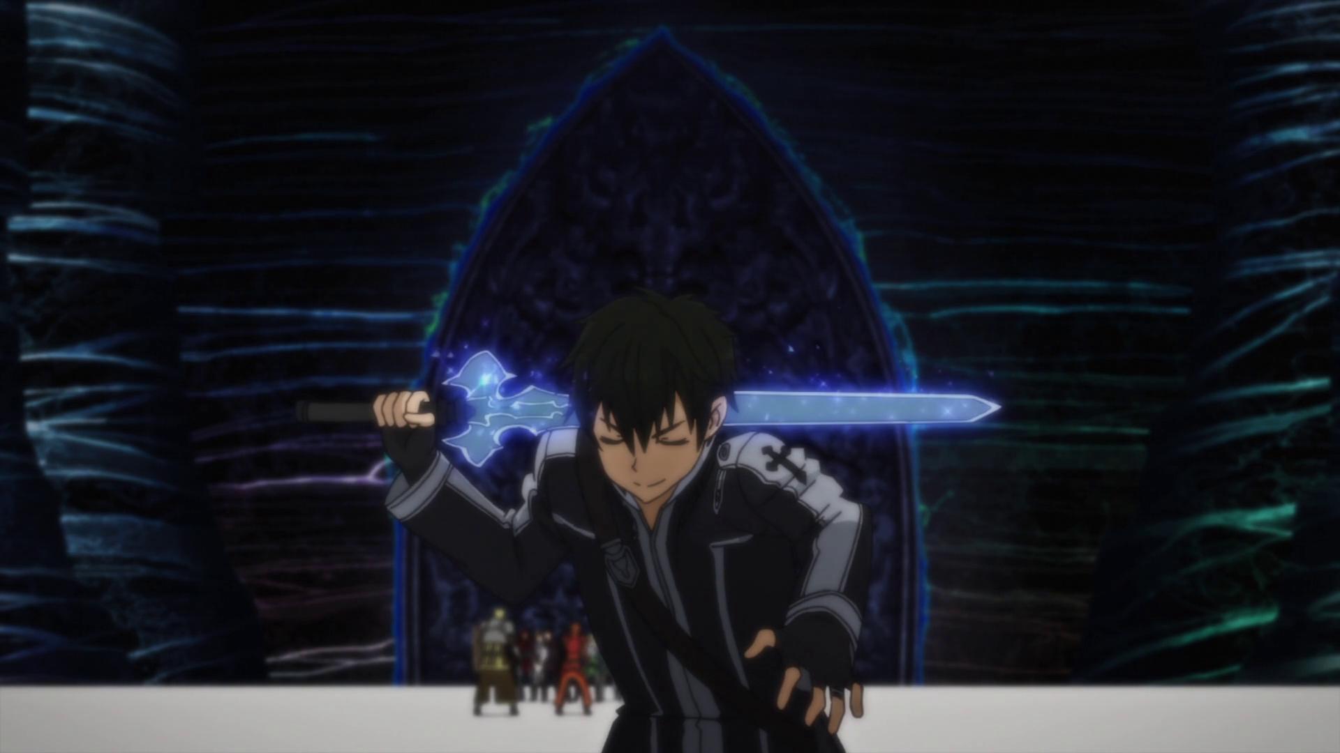 Sword Art Online II E21 (2)