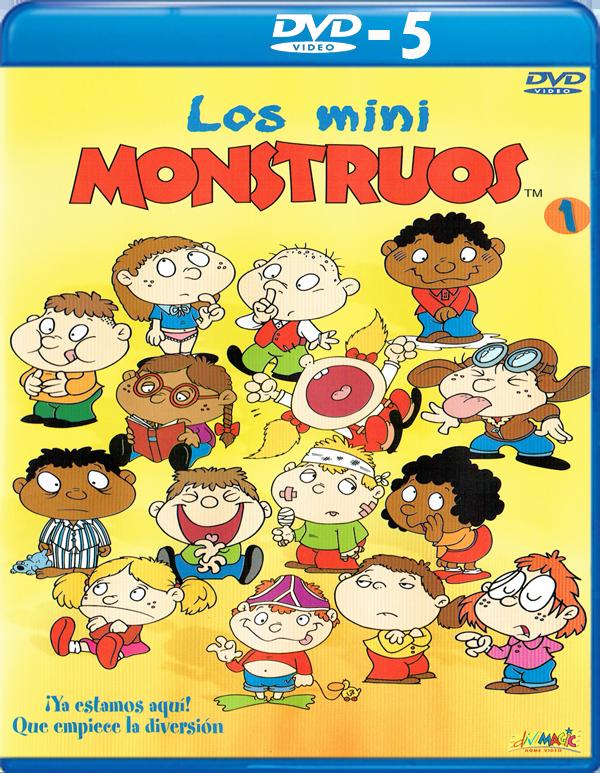 15925781831 073c640e92 o - Los Mini Monstruos 1 [DVD5][Castellano, Ingles][1998][1Fichier-Mega]