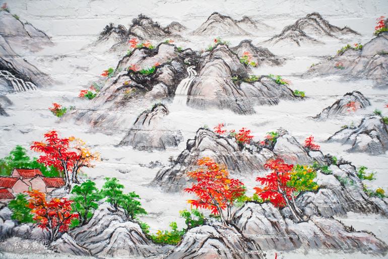 台南私藏景點-善化嘉北社區 (36)