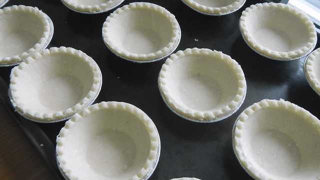 Cheater Lemon Tarts 2