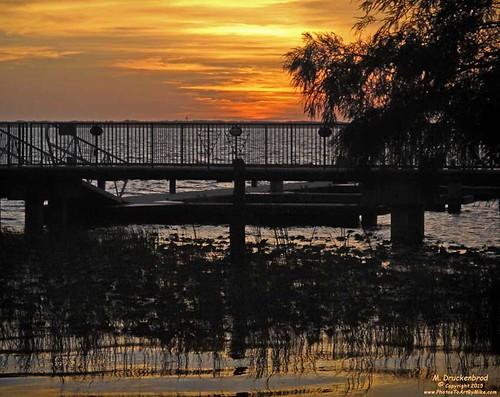 sunset florida fl centralflorida eustis lakeeustis eustislakewalk eustisflorida
