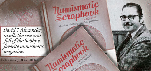 Numismatic Scrapbook Magazine