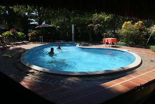 El Horizonte camp. El Zonte, El Salvador.