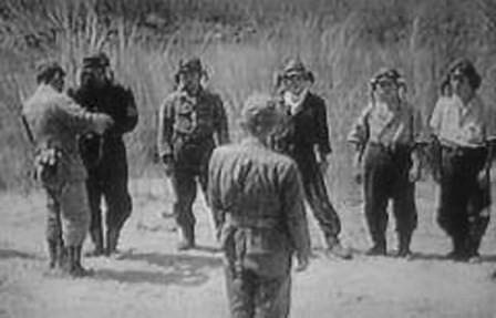 Ritual del primer kamikaze Teniente Yukio Seki