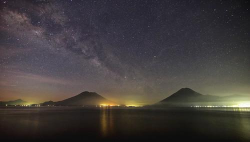 stars dawn milkyway lakeatitlan lagodeatitlan canoneos6d tokina1628f28