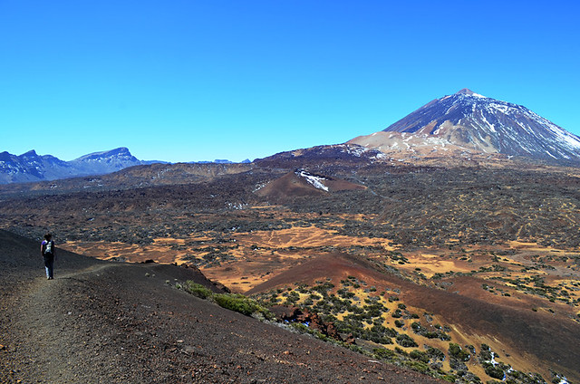 Mount Teide, February, Tenerife