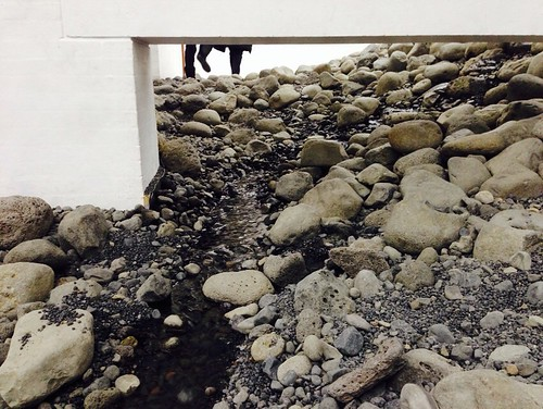 Riverbed by olafur eliasson at the Louisiana