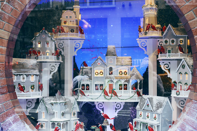 New York Christmas Windows