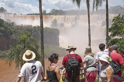 【写真】2015 世界一周 : イグアスの滝・ロワートレイル(1)/2020-09-13/PICT7490