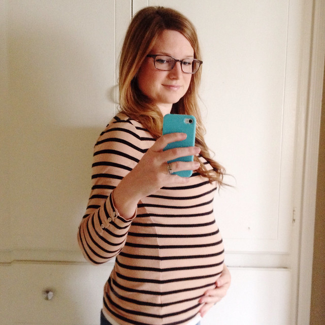 The halfway point! 20 weeks | yourwishcake.com