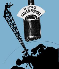 Logotipo de Radio Luxemburgo