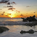 Sunset Bonaire by Jochem van de Weg