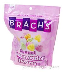 Brach's Gummi Conversation Hearts