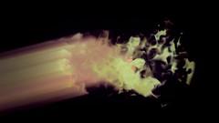 smoke, light, darkness,