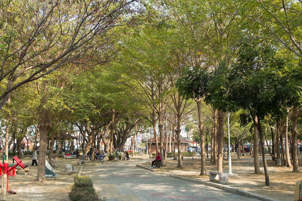 台南私藏景點-水萍塭公園 (14)
