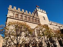 Lonja de la Seda o de los Mercaderes - Valencia