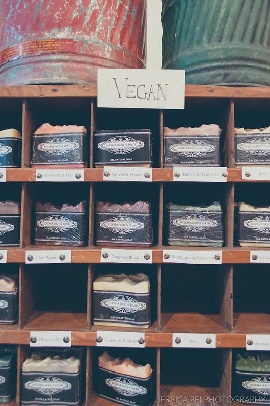 The Heirloom Room Vegan Soap St. Louis Cherokee Street