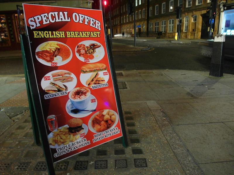 17度C遊倫敦-推薦國王十字周邊美食。Valencia。瓦倫西亞咖啡廳。 (2)