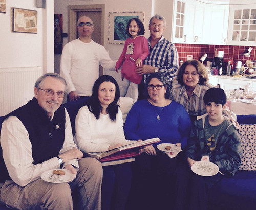 OCMC News - Theophany Greeting from the Colburn Missionary Family