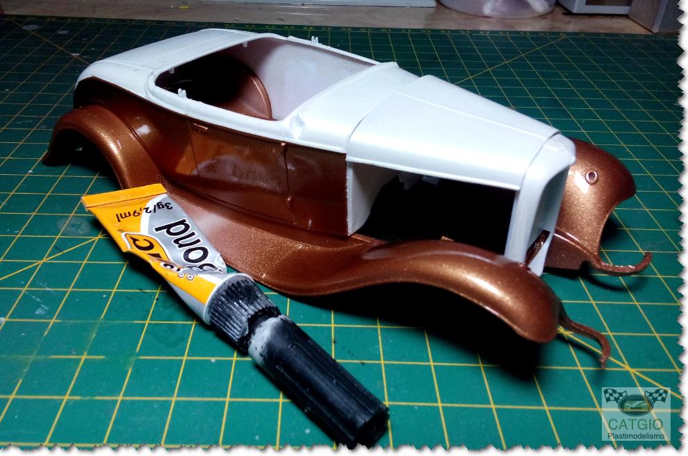 Ford 1932 - Hot Rod >>> Finalizado 07/03/2015 16435490588_9d98e61640_o