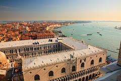 Venice shoreline
