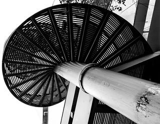 Stairway, Scala circolare
