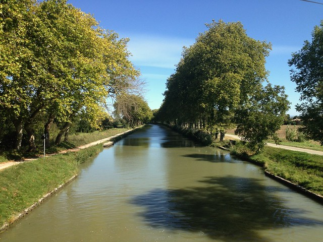 Last View of the Canal